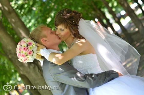 фото анютка решилась показать свадьбу вот она