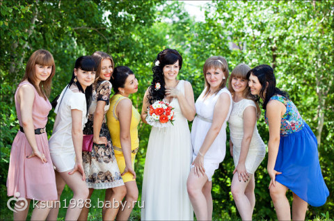 Можно прийти на свадьбу в белом платье