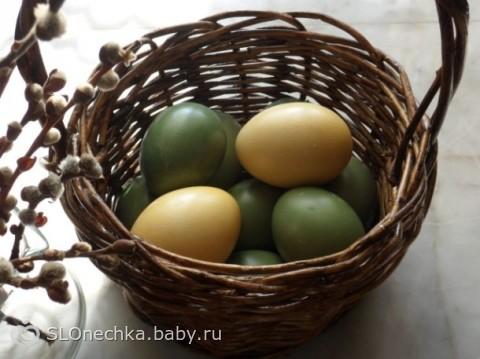 подготовка к Пасхе. Натуральные красители для яиц к Пасхе. часть 1