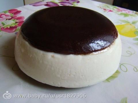 выпечка тортов с фото птичье молоко