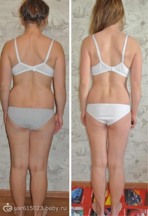 похудеть на 10 кг за 4 месяца